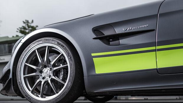 Mercedes-AMG GT R Pro, Exterieur