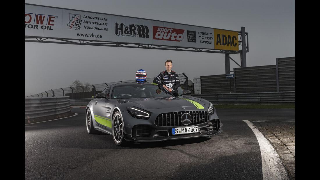 Mercedes-AMG GT R Pro, Hockenheimrimng