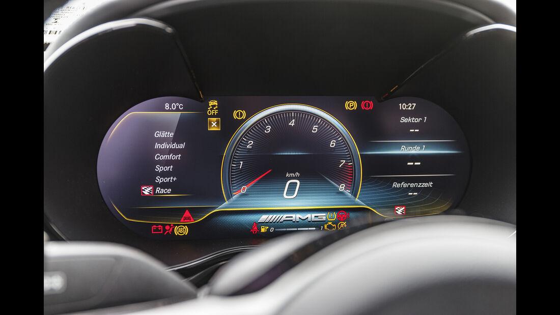 Mercedes-AMG GT R Pro, Interieur