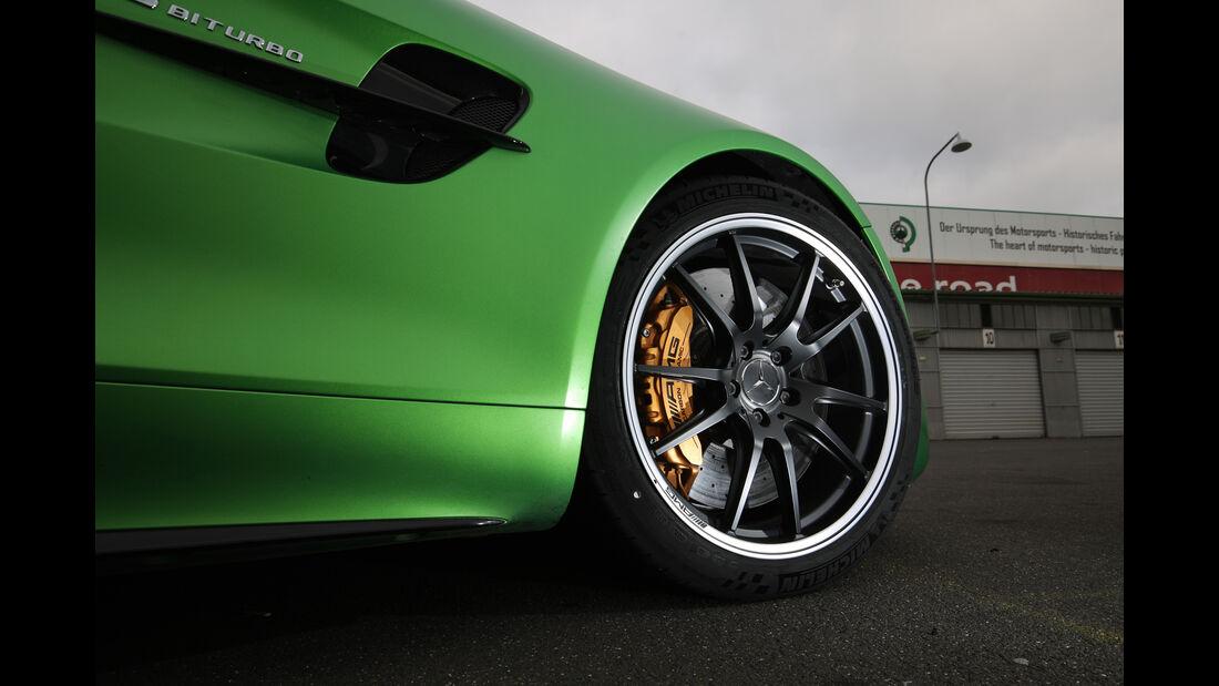Mercedes-AMG GT R, Rad, Felge