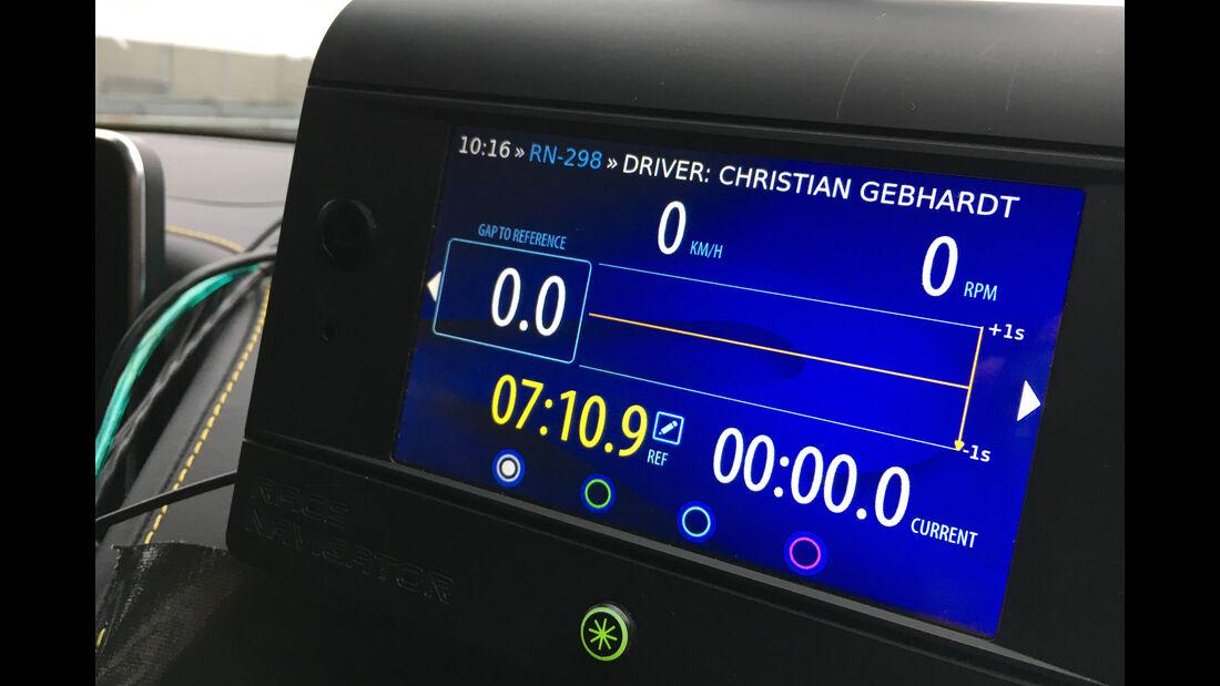 Mercedes-AMG GT R, Rundenzeit