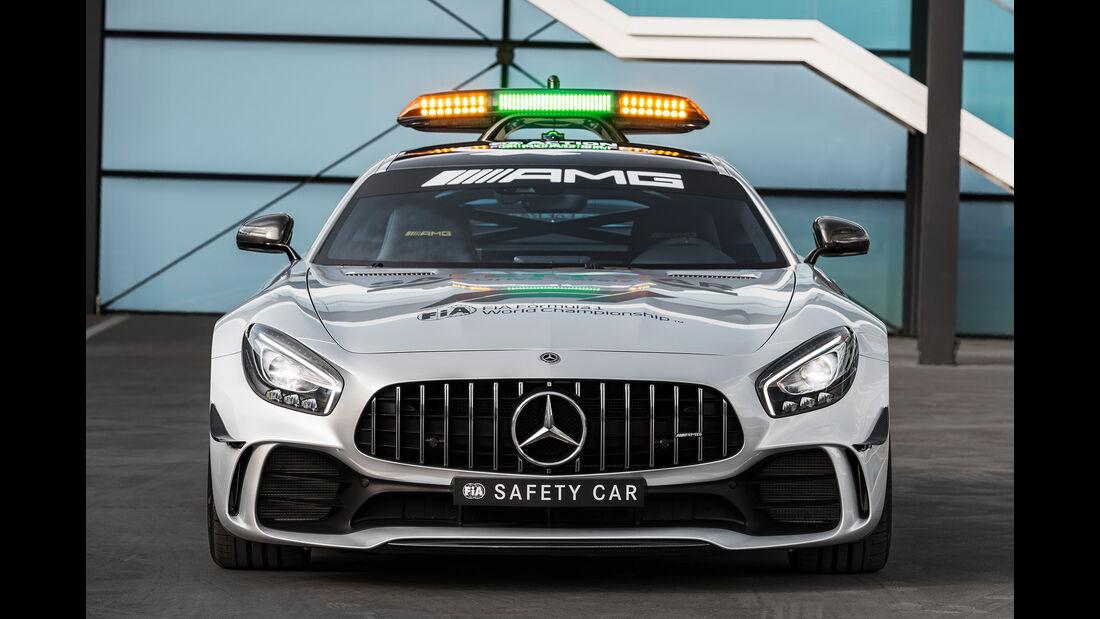 Mercedes AMG GT R - Safety-Car - Formel 1 - 2018