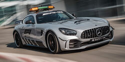 Mercedes AMG GT R - Safety-Car - Formel 1 - 2018