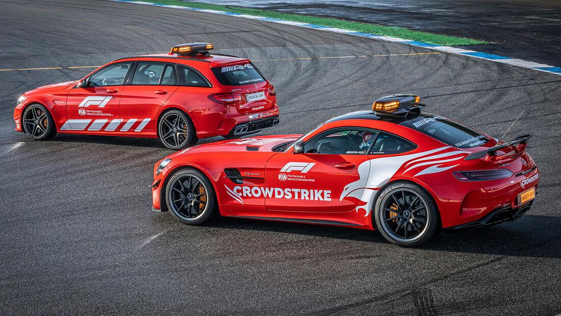 Mercedes AMG GT-R - Safety-Car - Formel 1 - 2021
