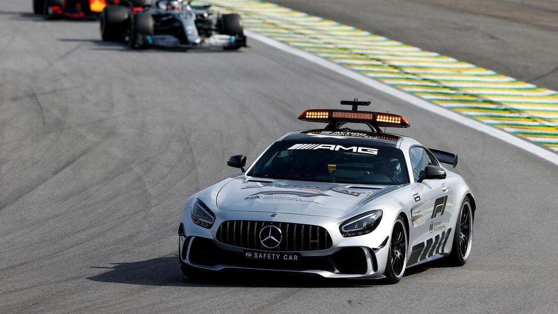 Mercedes AMG GT R - Safety Car - GP Brasilien 2019 - Sao Paulo