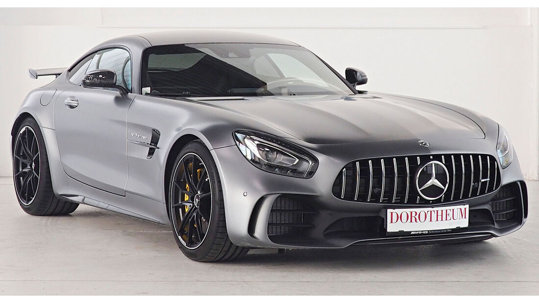 Mercedes-AMG GT-R Toto Wolff