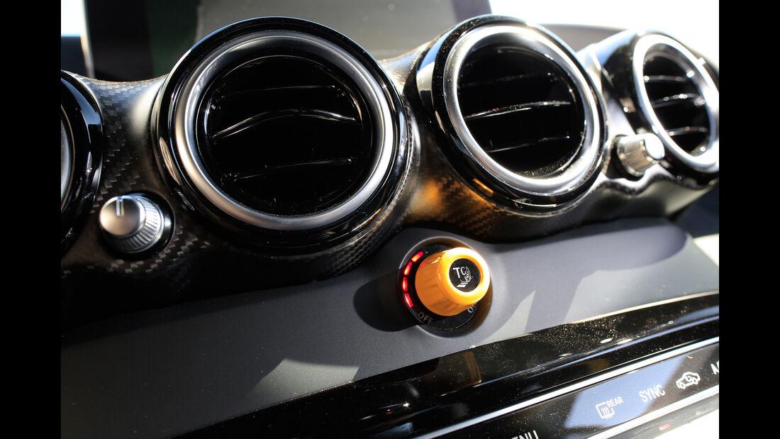 Mercedes-AMG GT R, Traktionskontrolle