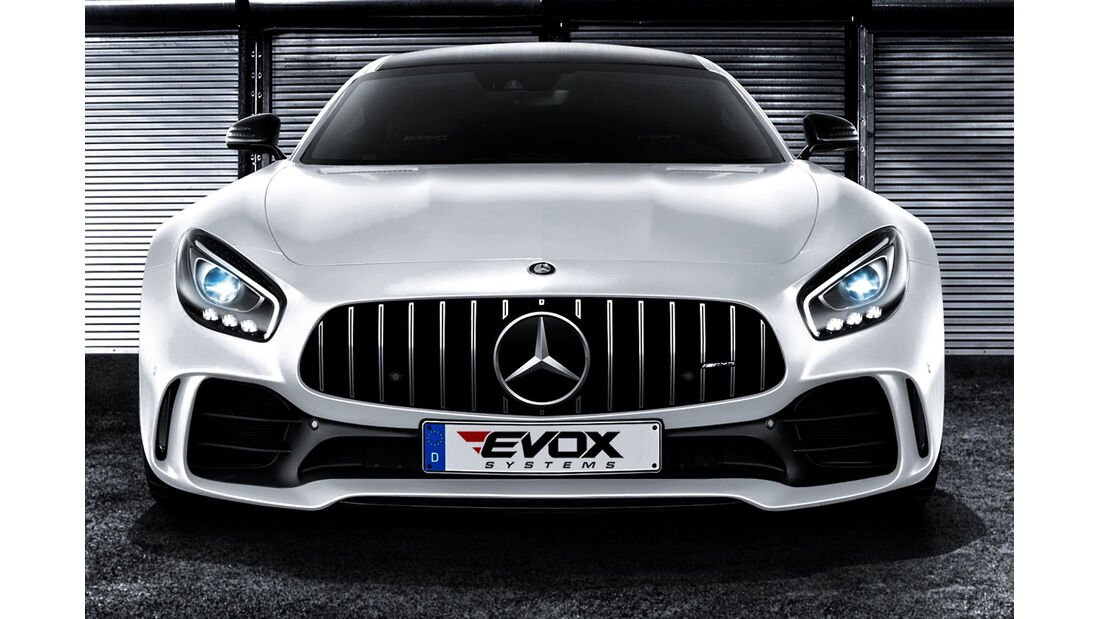 Mercedes AMG GT R Tuning von Alpha-N Performance