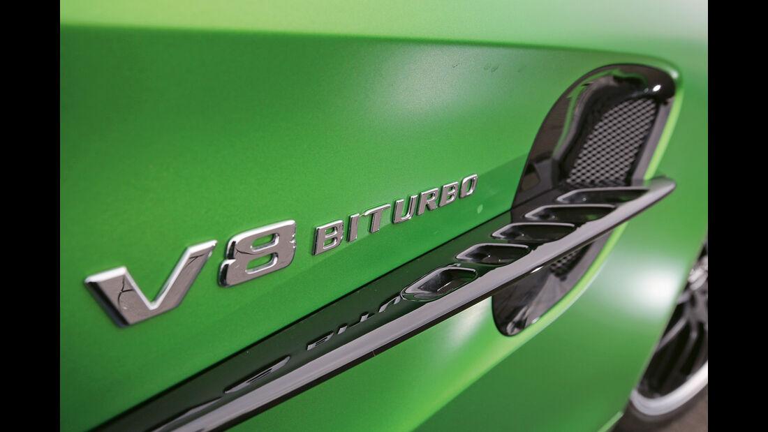 Mercedes-AMG GT R, Typenbezeichnung