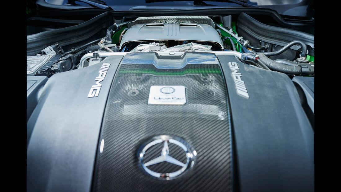 Mercedes-AMG GT R - V8-Biturbo - 50 Jahre AMG