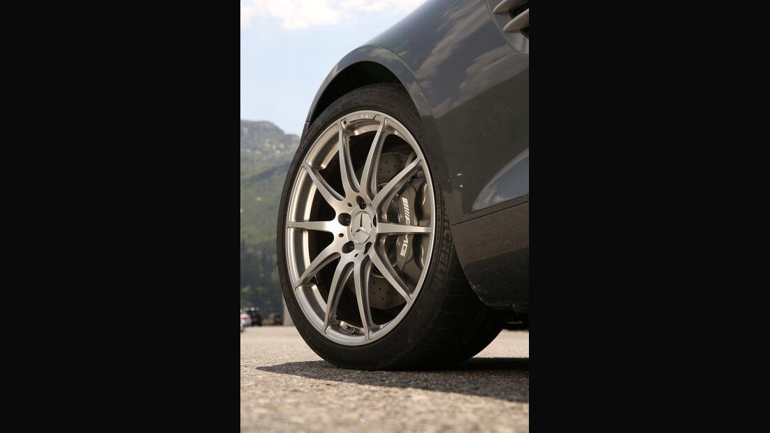 Mercedes-AMG GT, Rad, Felge