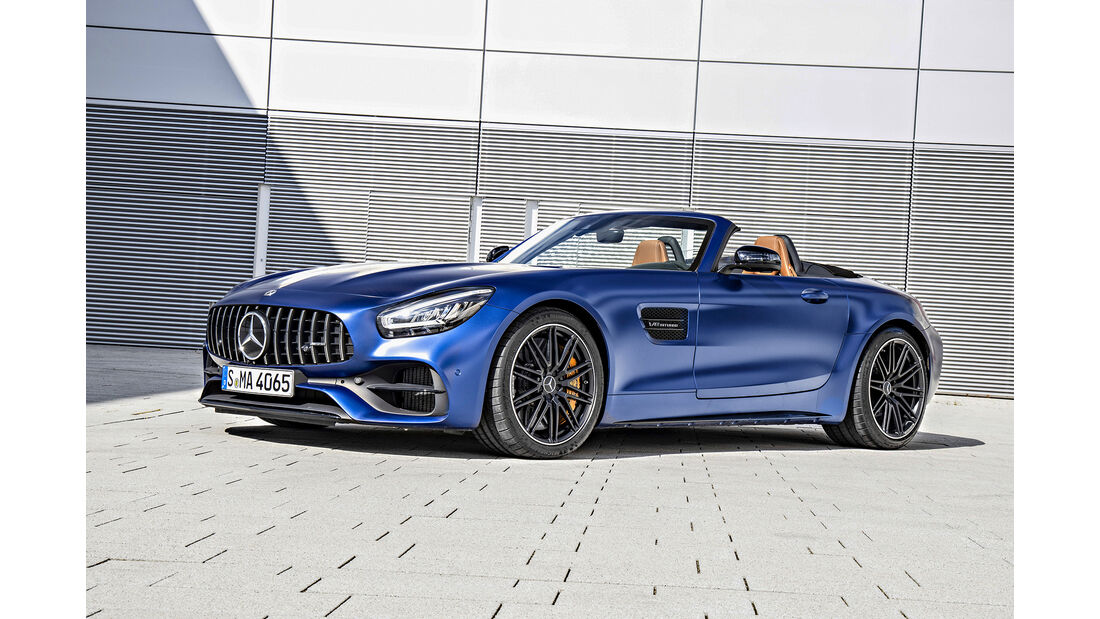 Mercedes-AMG GT Roadster, Autonis 2019, ams1319