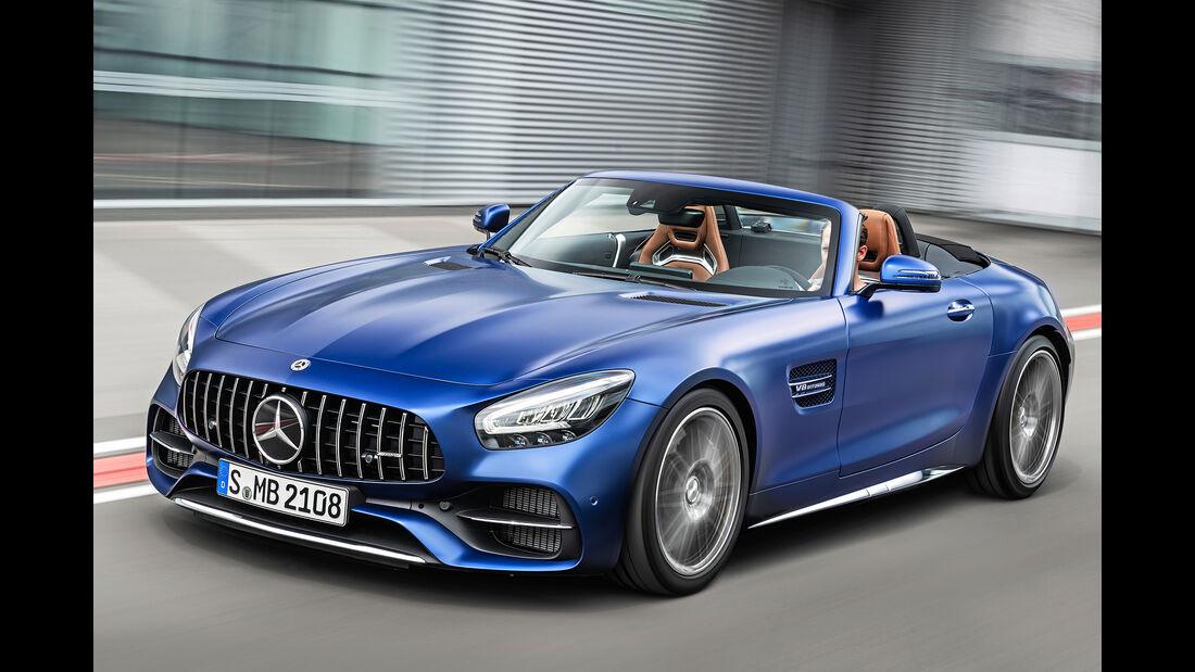 Mercedes-AMG GT Roadster, Best Cars 2020, Kategorie H Cabrios