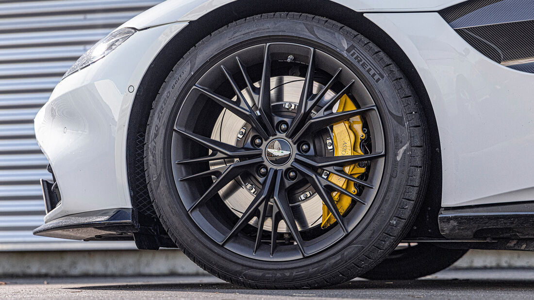 Mercedes-AMG GT Roadster, Exterieur