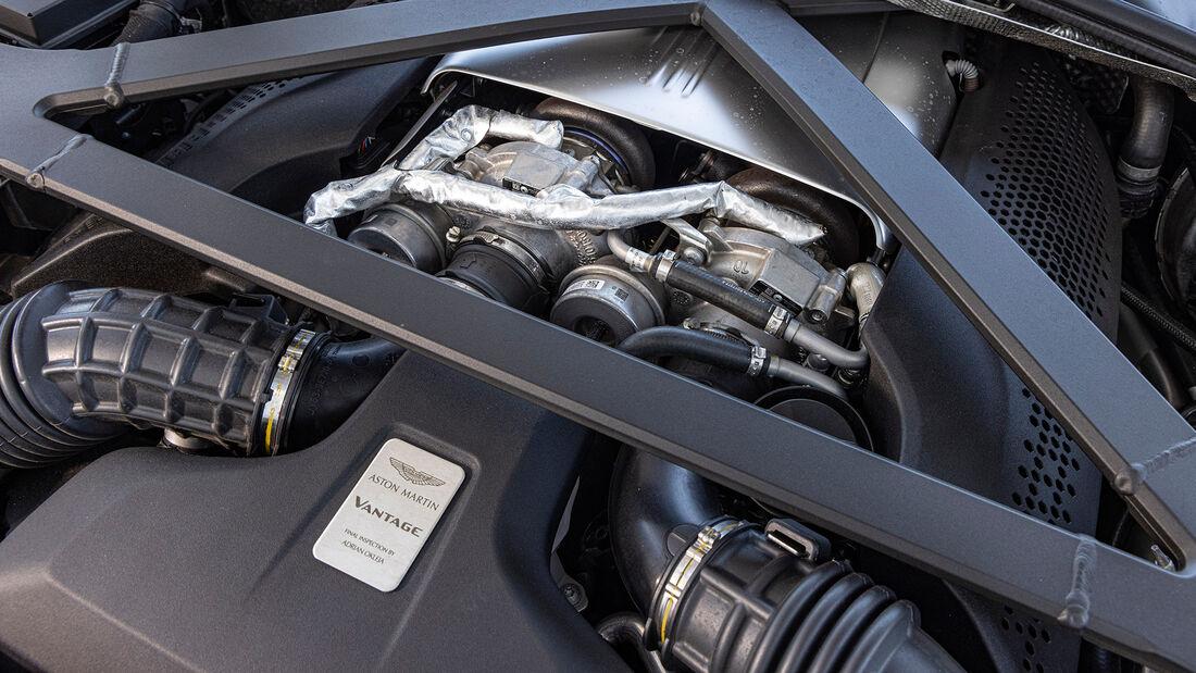 Mercedes-AMG GT Roadster, Motor