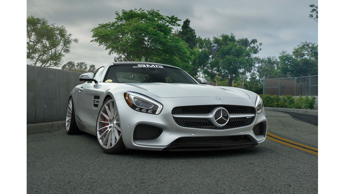 Mercedes AMG GT-S - Boden Autohaus