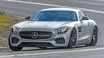 Mercedes AMG GT S, Frontansicht