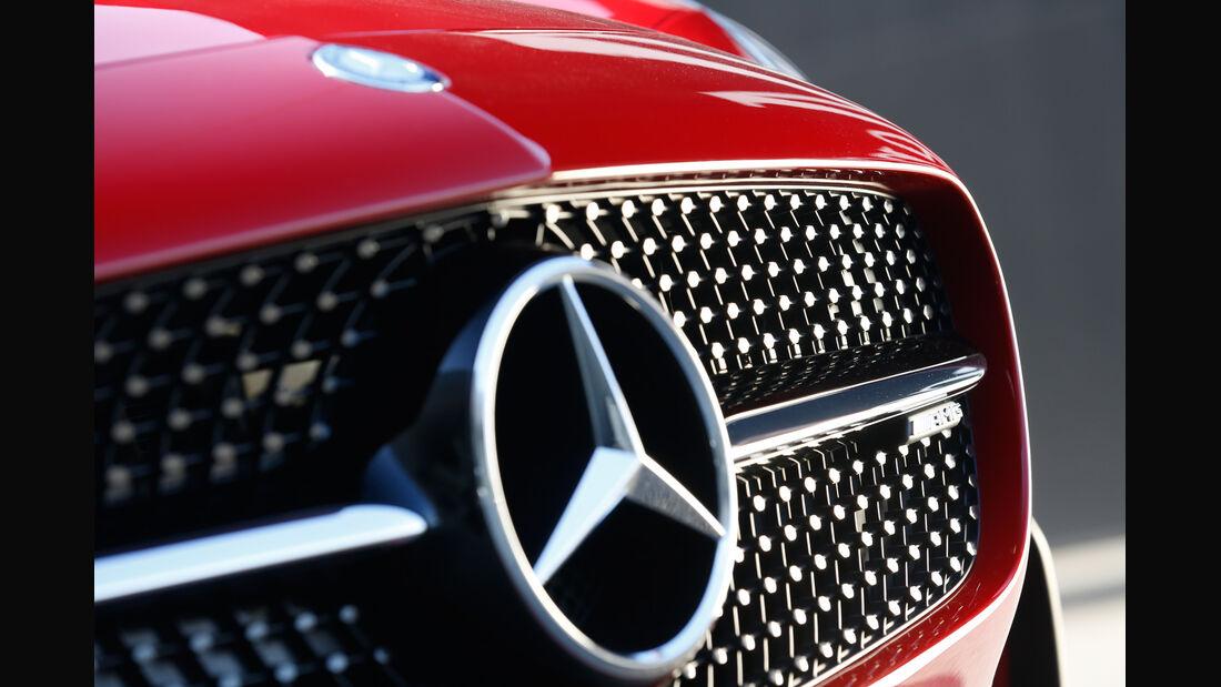 Mercedes-AMG GT S, Kühlergrill
