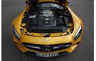 Mercedes-AMG GT S,  Motor