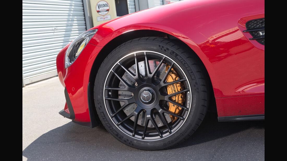 Mercedes-AMG GT S, Rad, Felge