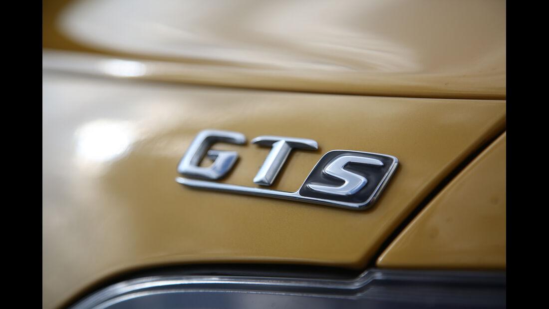Mercedes-AMG GT S, Typenbezeichnung