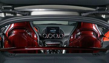 Mercedes AMG GT/S auf dem Genfer Autosalon by Mansory
