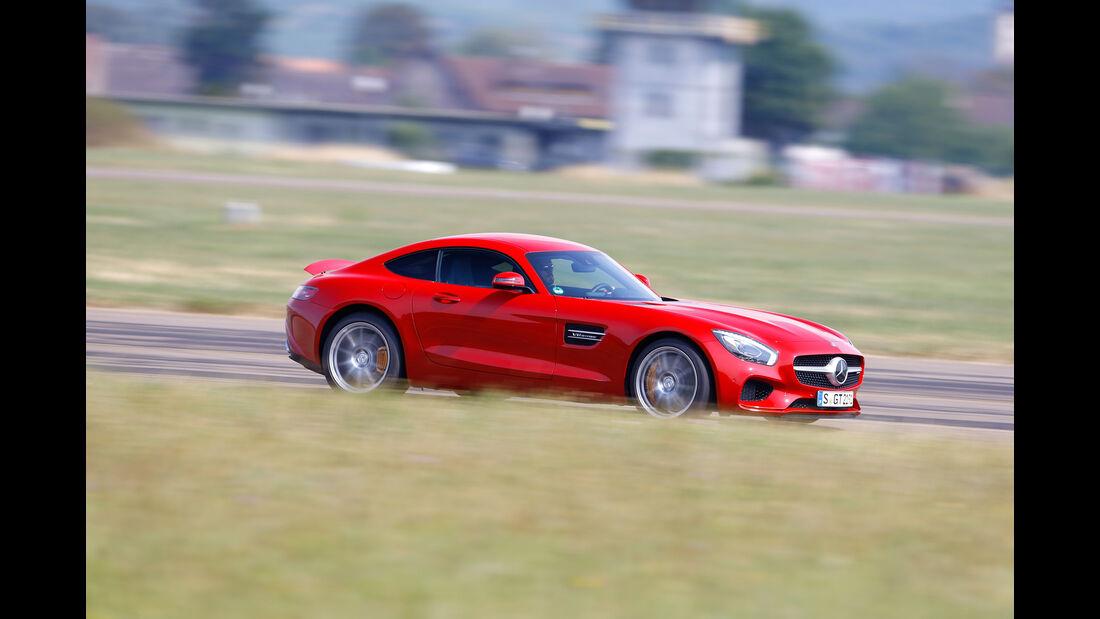 Mercedes-AMG GT - Sportwagen