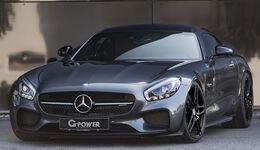Mercedes AMG GT und GT-S von G-Power