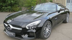 Mercedes AMG GT und GTS Chrometec