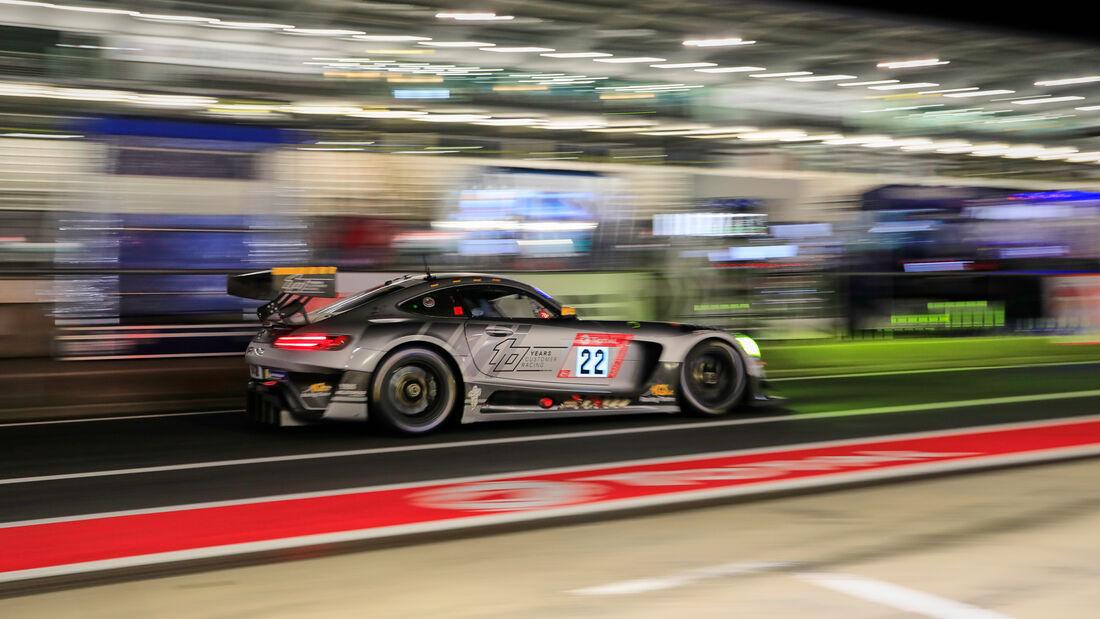 Mercedes-AMG GT3 - 10Q Racing - Startnummer #22 - 24h-Rennen - Nürburgring - Nordschleife - Donnerstag - 24. September 2020