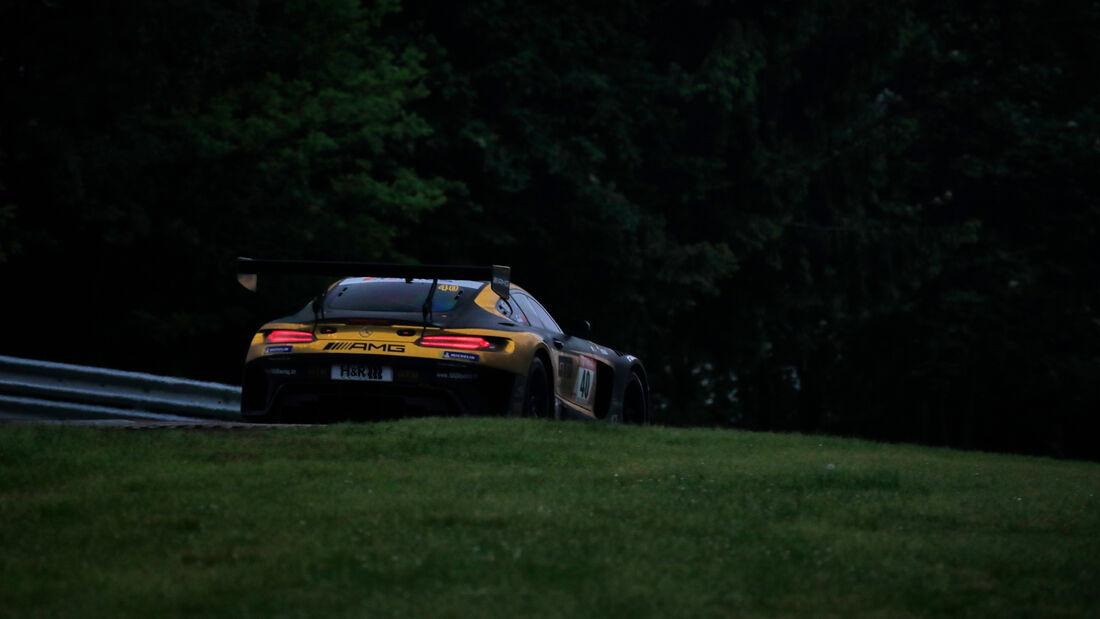 Mercedes-AMG GT3 - 10Q Racing Team - Startnummer #40 - 24h-Rennen Nürburgring - Nürburgring-Nordschleife - 5. Juni 2021