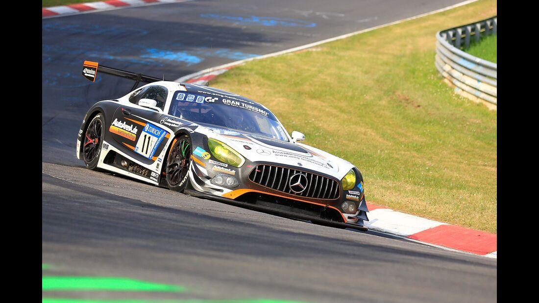 Mercedes AMG GT3 - #11 - 24h Rennen Nürburgring 2018 - Nordschleife