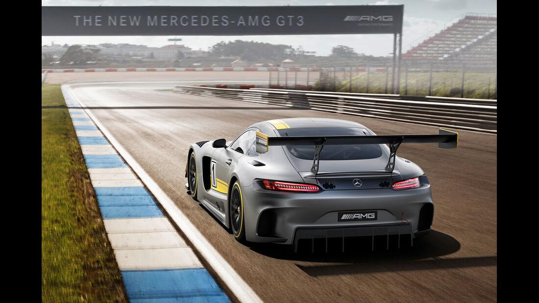 Mercedes AMG GT3