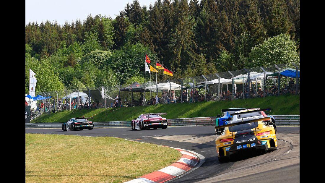 Mercedes AMG GT3 - #4 - 24h Rennen Nürburgring 2018 - Nordschleife