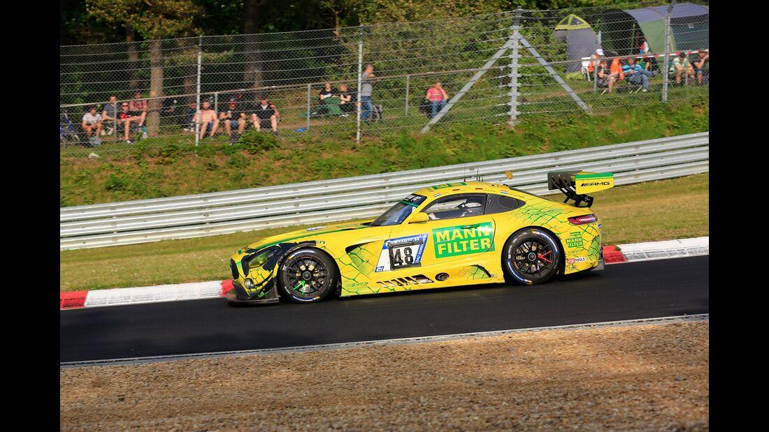 Mercedes AMG GT3 - #48 - 24h Rennen Nürburgring 2018 - Nordschleife