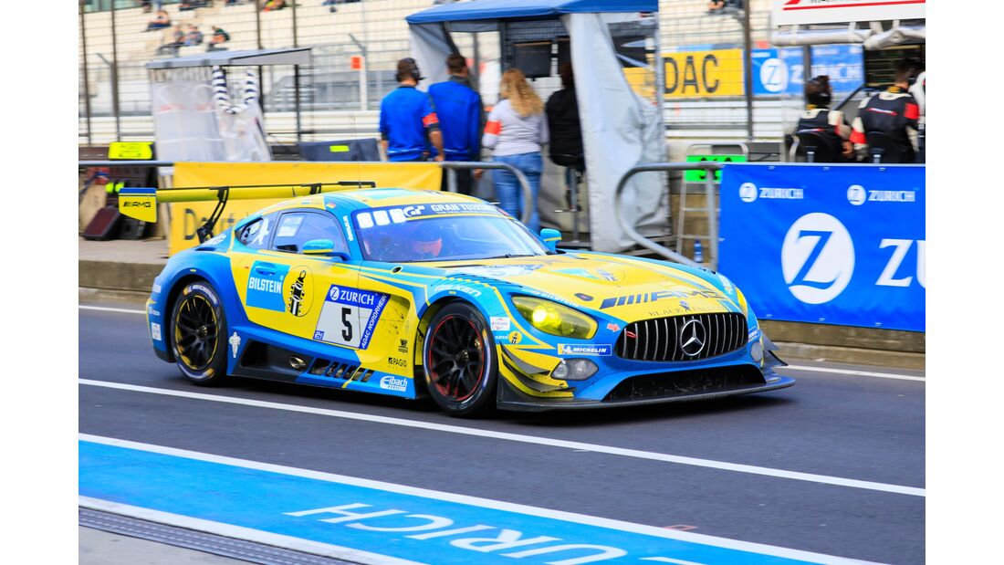 Mercedes AMG GT3 - #5 - 24h Rennen Nürburgring 2018 - Nordschleife