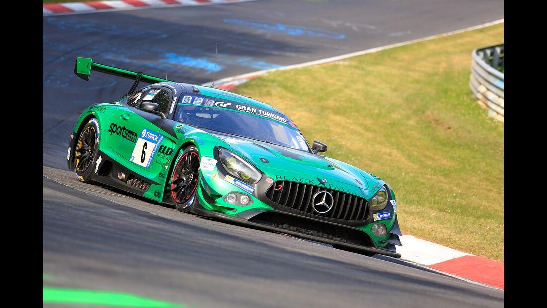 Mercedes AMG GT3 - #6 - 24h Rennen Nürburgring 2018 - Nordschleife