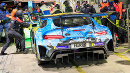 Mercedes-AMG GT3 - AMG Team HRT - Startnummer #2 - 24h-Rennen - Nürburgring - Nordschleife - Donnerstag - 24. September 2020