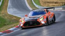 Mercedes-AMG GT3 - AMG Team HRT - Startnummer #4 - Klasse: SP9 - 24h-Rennen - Nürburgring - Nordschleife - 24. bis 27. September 2020