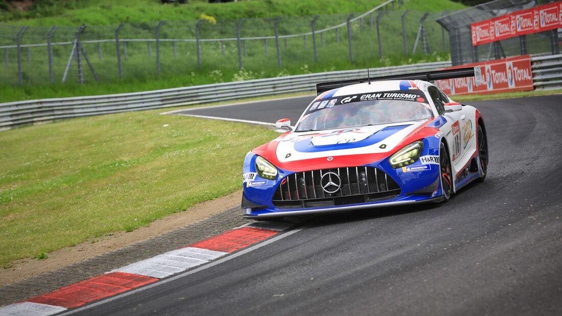 Mercedes-AMG GT3 - CP Racing - Startnummer #16 - Klasse: SP 9 (FIA-GT3) PRO-AM - 24h-Rennen - Nürburgring - Nordschleife - 03. - 06. Juni 2021