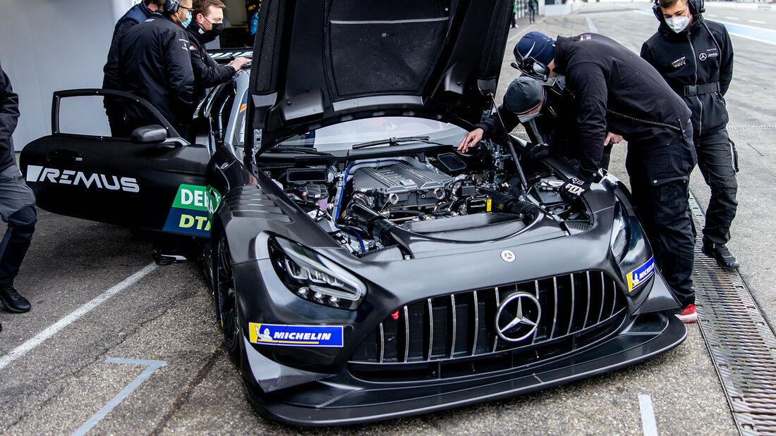 Mercedes-AMG GT3 - DTM-Test - Hockenheim 2021