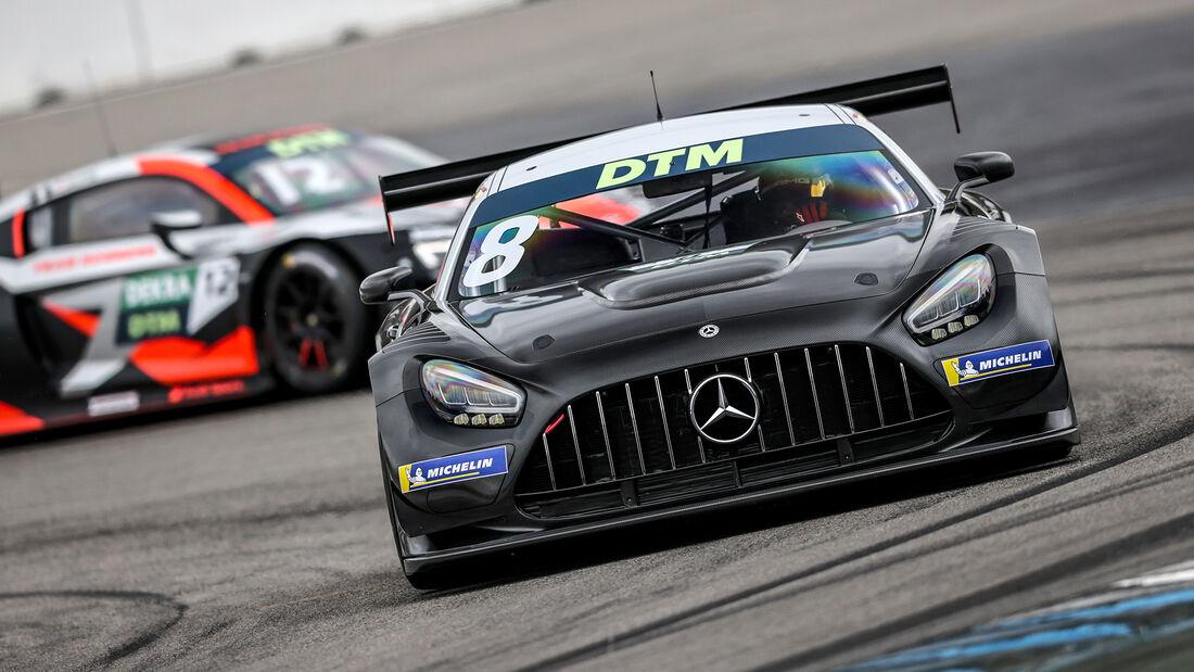 Mercedes-AMG GT3 - Daniel Juncadella - DTM-Test - Hockenheim 2021