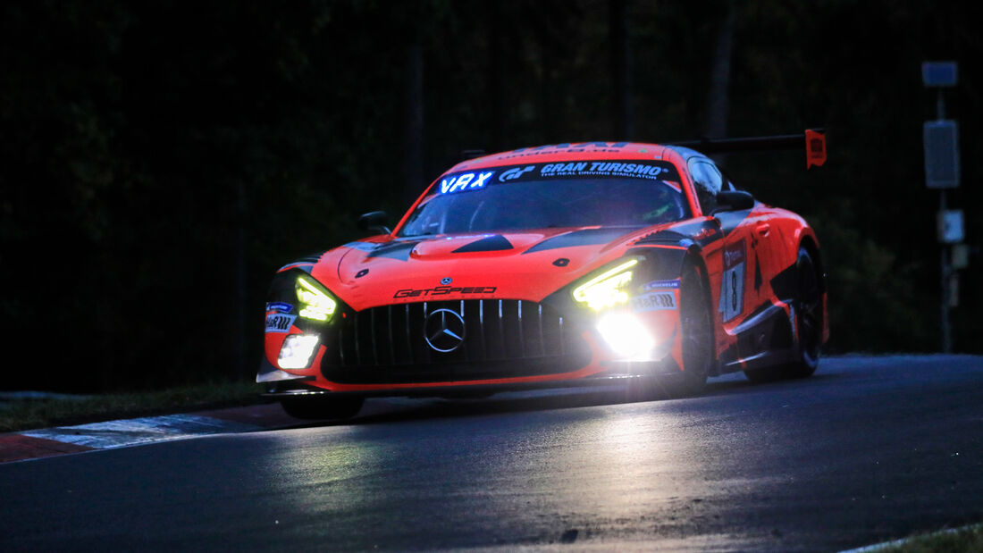 Mercedes-AMG GT3 Evo - GetSpeed Performance - Startnummer 8 - 24h Rennen Nürburgring - Nürburgring-Nordschleife - 25. September 2020