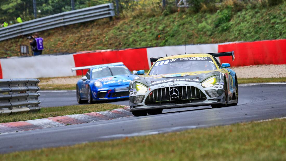Mercedes-AMG GT3 Evo - Mercedes-AMG Team HRT - Startnummer 2 - 24h Rennen Nürburgring - Nürburgring-Nordschleife - 27. September 2020