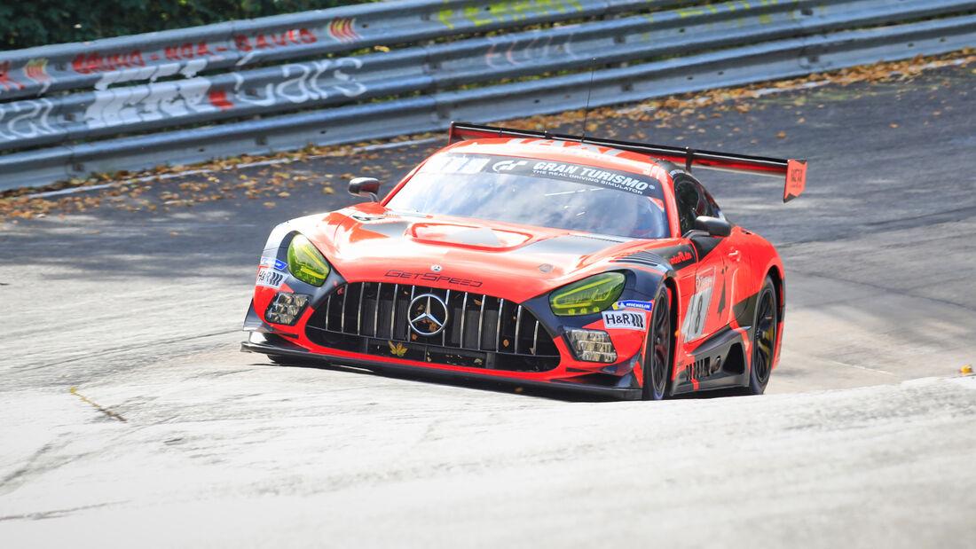 Mercedes-AMG GT3 - GetSpeed Performance - Startnummer #8 - Klasse: SP9 Pro-Am - 24h-Rennen - Nürburgring - Nordschleife - 24. bis 27. September 2020