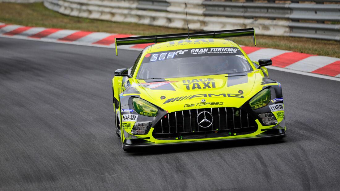 Mercedes-AMG GT3 - GetSpeed Performance - Startnummer #9 - 24h-Rennen - Nürburgring - Nordschleife - Donnerstag - 24. September 2020