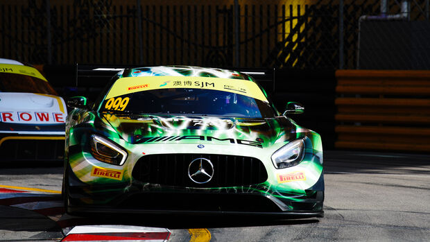 Mercedes-AMG GT3 - GruppeM Racing
