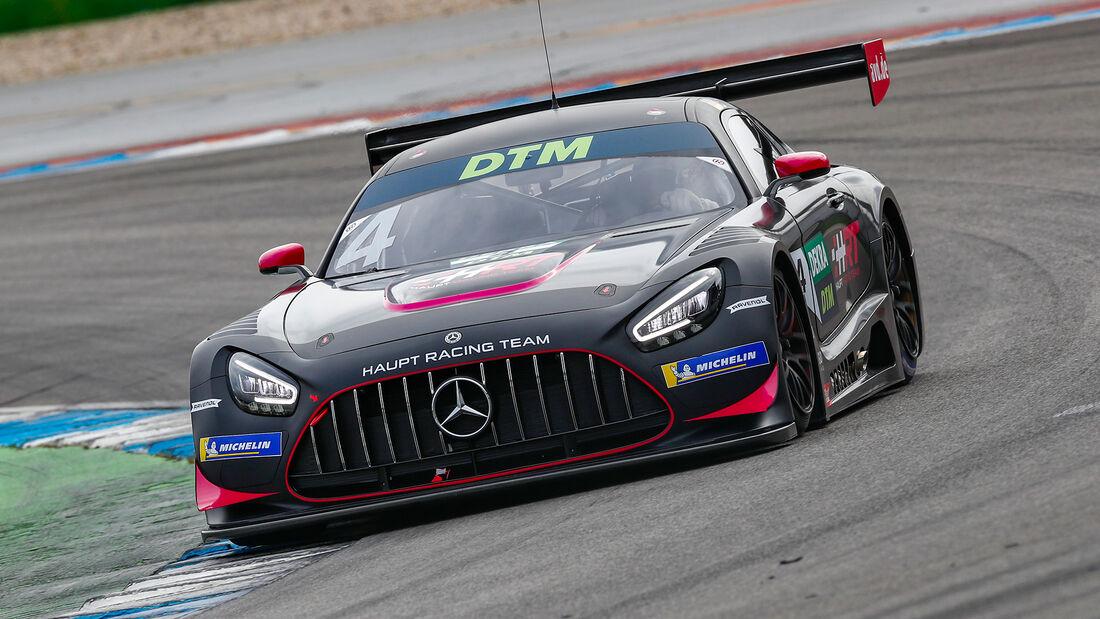 Mercedes-AMG GT3 - Maximilian Götz - DTM-Test - Hockenheim 2021