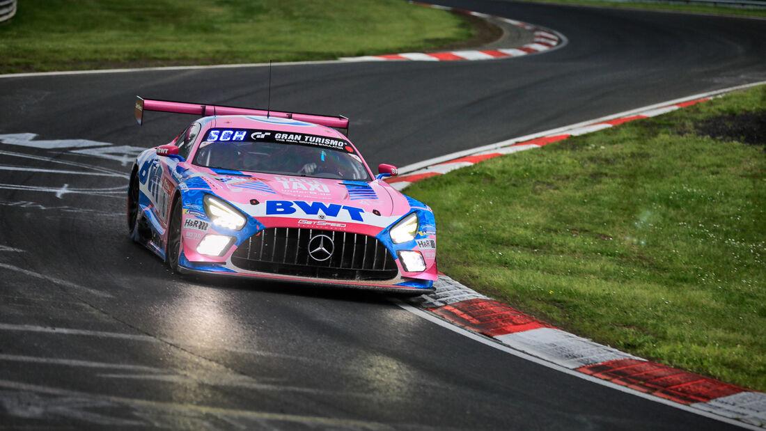 Mercedes-AMG GT3 - Mercedes-AMG Team GetSpeed - Startnummer #8 - 24h-Rennen Nürburgring - Nürburgring-Nordschleife - 5. Juni 2021