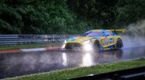 Mercedes-AMG GT3 - Mercedes-AMG Team HRT - Startnummer #4 - 24h-Rennen Nürburgring - Nürburgring-Nordschleife - 4. Juni 2021
